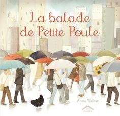 Lecture interactive préscolaire : «La balade de Petite Poule» d'Anna Walker