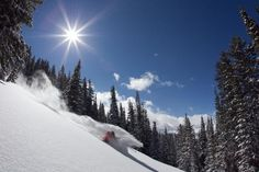 Utah backcountry (Warren Miller Entertainment)