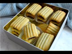 Easy 10 minutes Date Cookies Recipe - YouTube Fig Cookies, Date Cookies, Yummy Cookies, Almond Cookies, Baking Recipes, Cookie Recipes, Pie Crumble, Cookie Videos, Crack Crackers