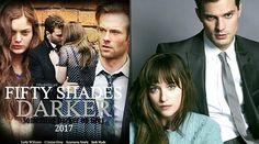 fifty shades darker | Shades Darker movie release, Fifty Shades trilogy, Fifty Shades Darker