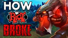How RIOT BROKE CHO'GATH in under 4 Minutes (League of Legends) https://www.youtube.com/watch?v=Jotx2v1uIi8 #games #LeagueOfLegends #esports #lol #riot #Worlds #gaming