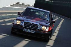 Mercedes-Benz E 500 (W124): Vom anderen Stern - AUTO MOTOR UND SPORT