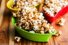 Sweet and Salty Caramel Furikake Popcorn Recipe {Nature+™ Giveaway} - Jeanette's Healthy Living