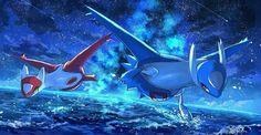 Pokémon : Latias and Latios