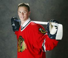 On this date in 2006, the #Blackhawks made this man the third overall pick in the NHL Draft. #OCaptain!