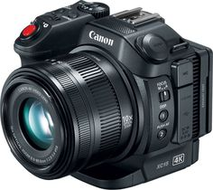 Canon XC15 4K UHD Professional Video Camcorder: Lightweight & Compact, One-Inch CMOS Sensor, 10x Optical Zoom Lens http://www.photoxels.com/canon-xc15/