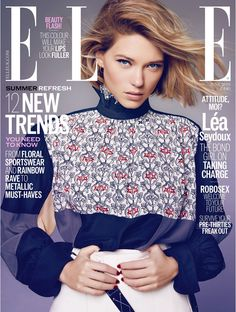 The magazine focuses on physical and mental well-being of the readers and offers insightful articles on how to live a better and happier life. Buy a single copy or annual subscription of #Elle magazine at Magazine Café Store.