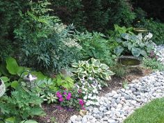 Creating a dry bed stream with stone? - Gardening with Stone Forum - GardenWeb