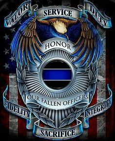 Honoring our fallen HEROES