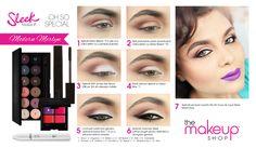Paleta farduri Sleek Oh So Special  doar pe http://www.makeup-shop.ro