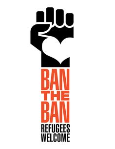 Ban the Ban | Donna Giovannitti Protest Posters, Protest Signs, Typography Layout, Lettering, Political Logos, Design Art, Logo Design, Communication Icon, Cat Posters