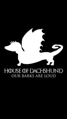 House of Dachshund Dachshund Funny, Dachshund Art, Dachshund Puppies, Weenie Dogs, Daschund, Doggies, Dachshund Quotes, Lab Puppies, I Love Dogs