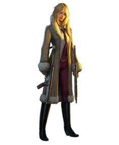 View an image titled 'Nadia Shestova Art' in our The Secret World art gallery featuring official character designs, concept art, and promo pictures. Game Character Design, Character Concept, Character Art, Concept Art, Cyberpunk, Cthulhu, Gangsters, Mafia, D20 Modern