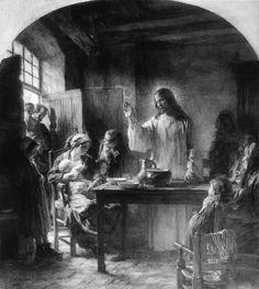 Mεταξύ των ταπεινών. (1905)