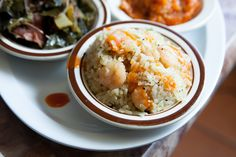 New Orleans based cuisine with Halal Meat? Pretty cool idea Big Momma's!