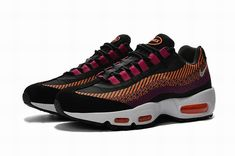 watch 70aa9 f0bf7 Nike Air Max 95 Jacquard Black Purple Red Sale are hot sale in our shop. We  offer a large variety of Nike Air Max 95 Jacquard.