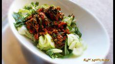 "Raw Vegan Farfalle | Rawmunchies.org | Raw Vegan Recipes Video: https://youtu.be/K6PzFEfwq4I More here: http://www.rawmunchies.org "" . . . . .#Raw #Vegan #RECIPE  #Youtube  #Video #Rawmunchies #rawvegan #glutenfree #youtubevideo #youtuberecipe #youtuber"" #farfalles #farfalle #rawveganfarfalle #noodles #rawvegannoodles #tomatofarfalle"