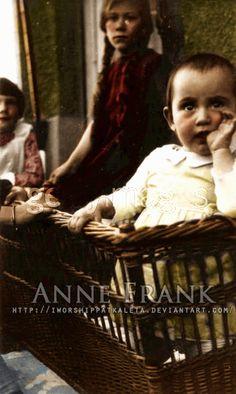 Baby Anne by Livadialilacs.deviantart.com on @deviantART