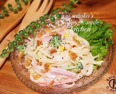まるでデリの味!絶品なめらかサラスパ by ✳︎satoko✳︎ [クックパッド] 簡単おいしいみんなのレシピが234万品