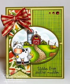 There She Goes - Oh Crop  Created by Wendy Ramlakhan of SugarPea Designs