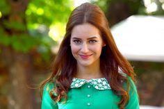 Sedef Avci - Tarang Kurt Seyit And Sura, Model Look, Girl Short Hair, Turkish Actors, Girl Photography, Most Beautiful Women, Short Hair Styles, Hairstyle, Actresses