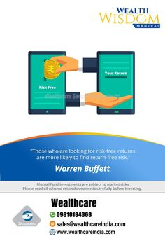 Wealthcare India provides you Risk-Free and + Great Returns Services to make Big in your Life. Certified Financial Planner, Financial Planning, Wealth Management, Management Company, Market Risk, Retirement Planning, Kids Education, Finance, Investing