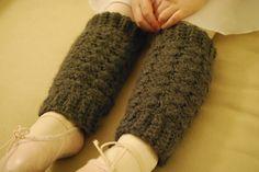 Crochet Leg Warmers {free pattern}