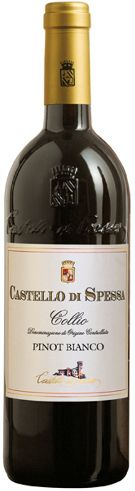 Friuli Wine & Food | Prodotti | Pinot Bianco 2012 Doc Castello di Spessa