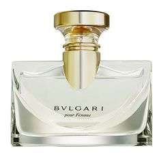 Bvlgari Pour Femme -- Trying to decide which among the Bulgari perfumes will be my go-to...