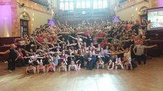 Wow! Fitsteps Showcase - what a turn out! Www.fitsteps.co.uk