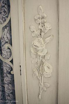 ~ shabby n chic decoration decor White Cottage, Rose Cottage, Shabby Cottage, Cottage Chic, Shabby Chic Mode, Shabby Chic Style, Shabby Chic Decor, Vintage Stil, Vintage Shabby Chic