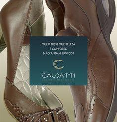 Posicionamento da marca Calçatti - um case de sucesso no mercado de calçados. Projeto: Branding (marca/ Identidade corporativa/PDV) e MKT - designer: Priscila Áquila