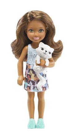 Barbie Chelsea and Friends Cat Fun