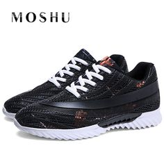 buy popular e4e41 9adde Summer Men Sneakers Lace Up Basket Trainers Breathable Tenis Casual Shoes  Zapatillas Deportivas Hombre. Yesterday s price  US  37.36 (30.77 EUR).