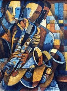 aida emart #musicians #art #paint