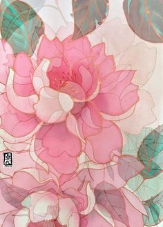 Hey, I found this really awesome Etsy listing at https://www.etsy.com/listing/482855787/hand-painted-silk-scarf-pink-chiffon