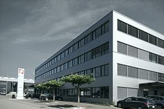 Techcenter Oberholzer AG, Neuhaus - Schällibaum AG, Ingenieure und Architekten