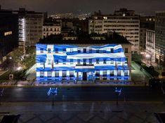 Greek Flag, Athens, Revolution, Greece, Photo Wall, Anniversary, Colours, City, Celebrities