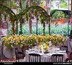 9 arreglos florales para tu boda [Galeria]