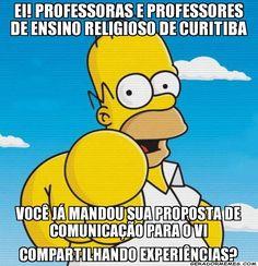 Ensino Religioso - um desafio para o Ensino Fundamental:  EDITAL DE INSCRIÇÃO…