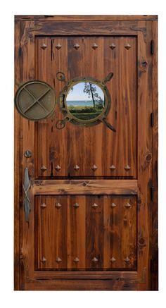 Nautical Door Porthole - For front door
