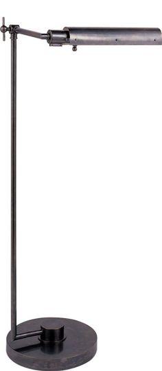 Floor Lamp in Bronze