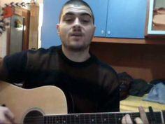 EMANUEL DI FRANCIA - MOON RIVER (FRANK SINATRA) GUITAR & VOICE COVER