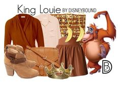 """""""King Louie"""" by leslieakay ❤ liked on Polyvore featuring Chan Luu, King Louie, Equipment, LYDC and rag & bone"""