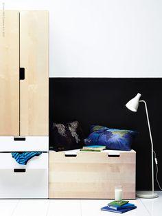Barnens rätt till egna garderober | Livet Hemma – IKEA