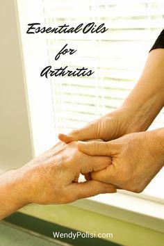 Essential Oils forArthritis