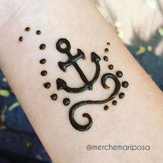 Starting out the day with an embellished anchor! . #henna #bodyart #art #tattoo #temporarytattoo #duluthmn #minnesota #duluth #duluthhenna #hennaduluth #boho #bohoart #bohemian #hennaart #hennatattoo #hippie #hennapaste #gypsy #gypsysoul #heena #хна #inai #mehndi #7enna #мехенди #doodle #arte #henne
