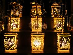 (not mosaic) these lights are displayed in Bristol German x-mass market these days.... beautiful