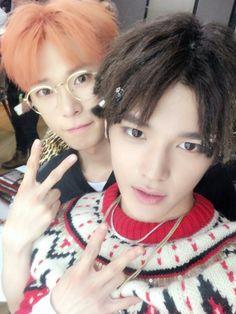 Doyoung and Taeyong