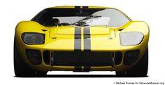 1966 Ford GT40 MK II | Simeone Foundation Automotive Museum
